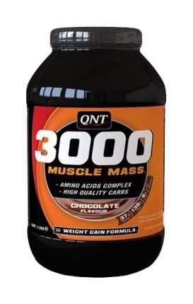 Гейнер QNT 3000 Muscle Mass 4500 г Chocolate