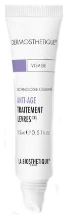 Крем для губ La Biosthetique Dermosthetique Anti Age Treatment Levres 15 мл