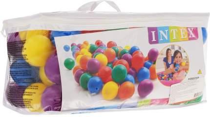 Шарики для сухого бассейна Intex в сумке 6,5 см в сумке 100 шт (с49602)
