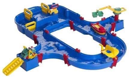 Игрушка для купания AquaPlay Морской порт со шлюзом и паромной переправой 520