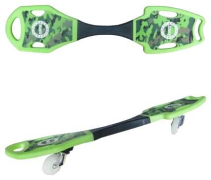 Скейтборд Shantou Gepai хаки 635256