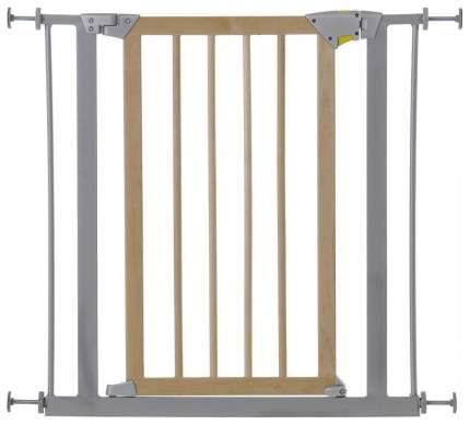 Детские ворота безопасности Hauck Metal Wood Deluxe