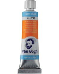 Акварельная краска Royal Talens Van Gogh №266 оранжевый устойчивый 10 мл