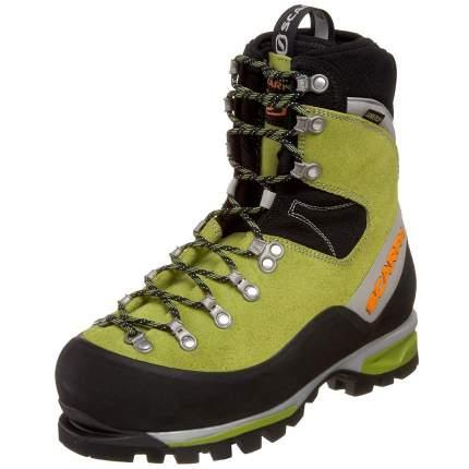 Ботинки Scarpa Mont Blanc GTX, suede kiwi, 39 EU