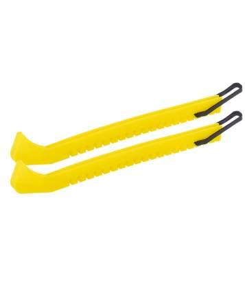 Чехол для лезвия коньков Ice Blade, пара, желтый