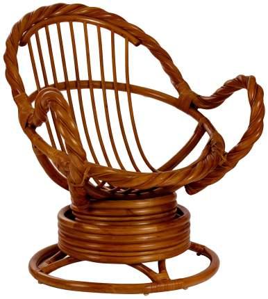 Кресло-качалка Rattandesign Moravia Ми (без подушки) RDS_2500000004605, коричневый