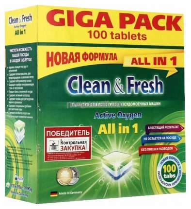 Моющее средство для посудомоечной машины Clean&Fresh 400391594