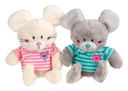 Мягкая игрушка животное Fluffy Family Мышонок Мики в кофте 681597