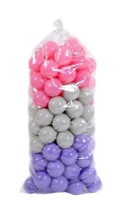 Мячики для сухого бассейна, 7.5 мм, 90 шт. Польская пластмасса