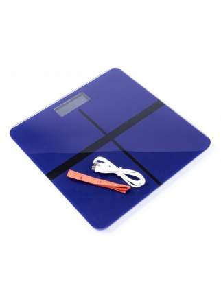 Весы напольные Удачная покупка GB-BS002 Blue