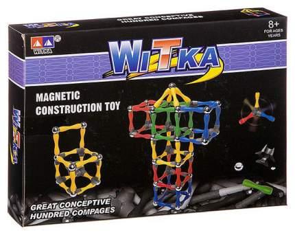 """Магнитный конструктор """"WITKA"""", 96 деталей"""