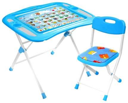НИКА Набор мебели Азбука стол+мягкий стул от 3 до 7 лет