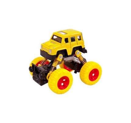 Машинка инерционная Junfa toys джип Автомаркет с элементами металла 121895-TN