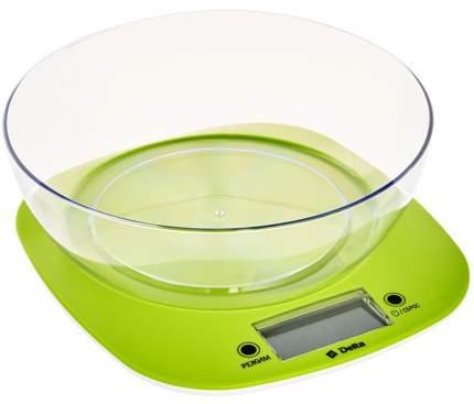 Весы кухонные Delta КСЕ-32 Green