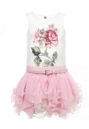 Комплект Маленькая Леди Розовый р.128