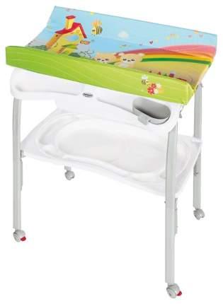 Стол для пеленания Brevi Pratico, 596 Rainbow