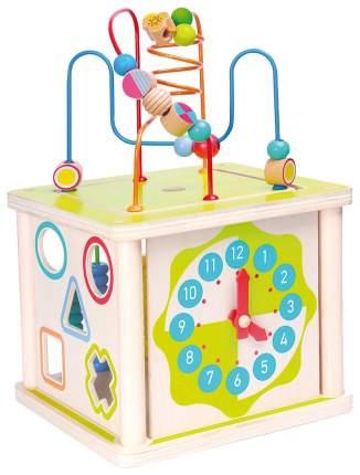 Занимательный большой Lucy & Leo Умный куб