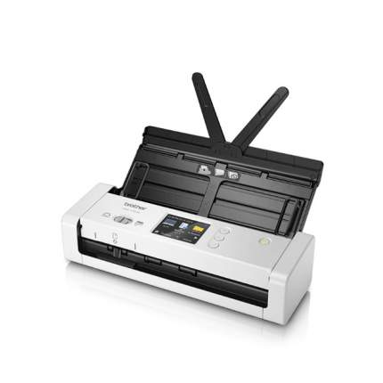 Сканер Brother ADS-1700W White/Black