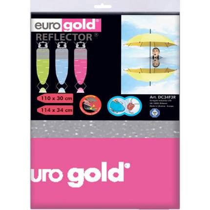 Чехол для гладильной доски Eurogold Reflector (до 114х34 см)