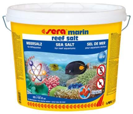 Морская соль Sera Marin Reef Salt 20 кг
