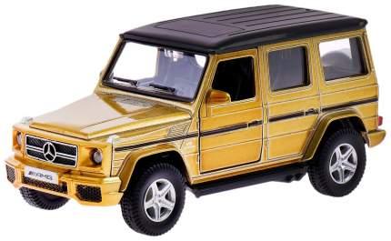 """Коллекционная игровая модель """"Mercedes Benz G63"""" (металлик)"""