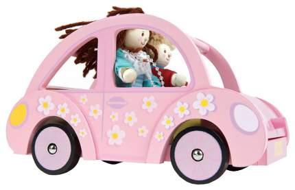 """Машинка для девочки """"Софи с багажом"""""""