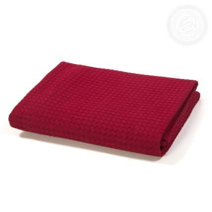Банное полотенце АРТ ДИЗАЙН красный 70x140 см (1 шт.)