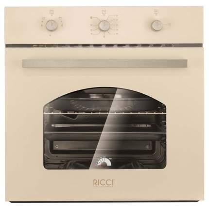 Встраиваемый газовый духовой шкаф Ricci RGO-611BG