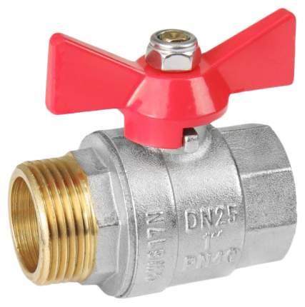 """Шаровый кран для воды VALTEC BASE VT.218.N.06 1"""""""