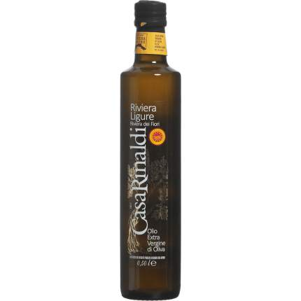 Масло оливковое Casa Rinaldi  высшего качества E.V. DOP регион Лигурия  500 мл