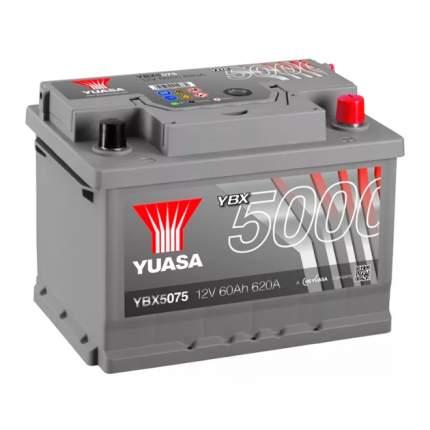 Аккумуляторная Батарея Silver High Performance[12v 60ah 640a B13/B14] YUASA