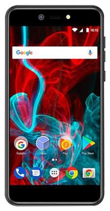 Смартфон BQ 5211 Strike 8Gb Dark Grey