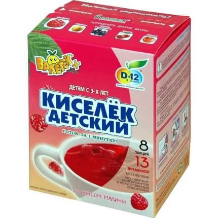 Кисель Валетек детский со вкусом малины 200 г