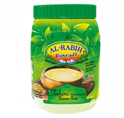 Тахини Al-Rabih кунжутная паста 454 г