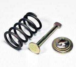 Ремкомплект тормозных колодок General Motors задний 93741034