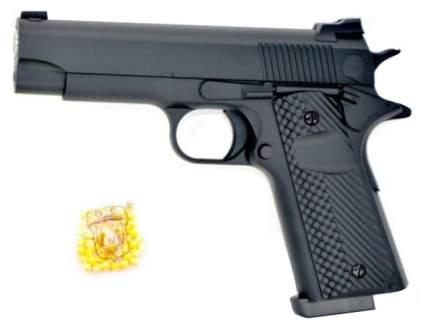 Пистолет механический Наша Игрушка 202 мм