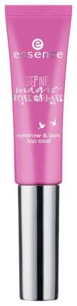 Тушь для бровей Essence Eyebrow & Lash Top Coat 01 Pink Dreams Are Made Of This 7 мл