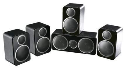 Комплект акустики Wharfedale DX-2 5.0 HCP System Black Leather
