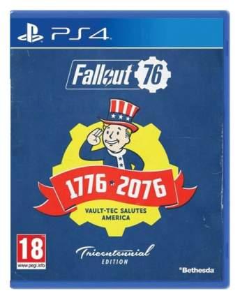 Игра для PlayStation 4 Bethesda Fallout 76, Tricentennial Edition