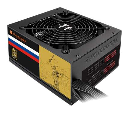 Блок питания компьютера Thermaltake Russian Gold TP-1000AH5CEG W0429RE