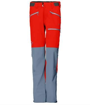Спортивные брюки Norrona Falketind Windstopper Hybrid, red, M INT