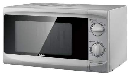 Микроволновая печь соло BBK 20MWS-707M/S silver/black