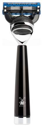 Станок для бритья MUEHLE LISCIO Fusion Черная смола