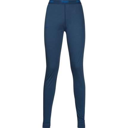 Кальсоны Bergans Soleie Lady Tights 2018 женские темно-синие, XS