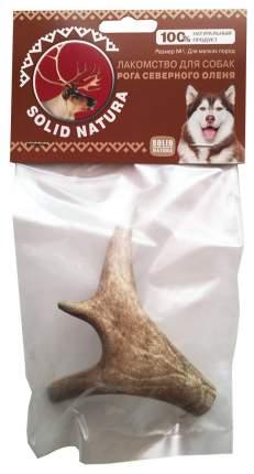 Лакомство для собак SOLID NATURA, Рога северного оленя, 45г