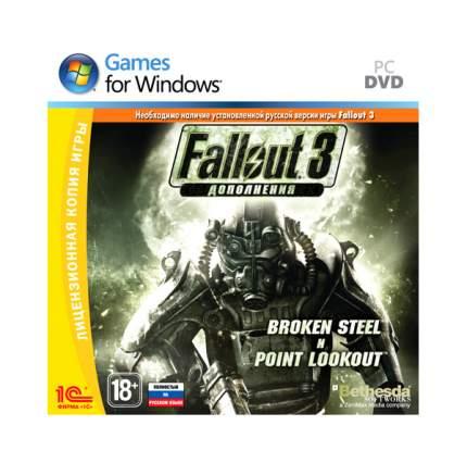 Игра Fallout 3: дополнения Broken Steel и Point Lookout для PC