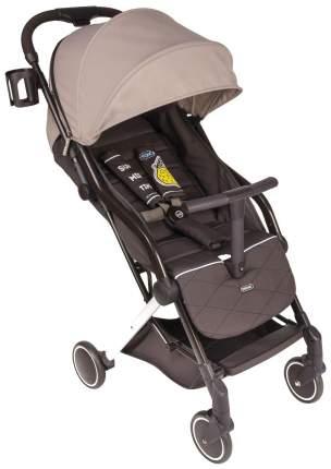 Коляска прогулочная Happy Baby light gray