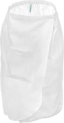 Парео вафельное, размер М, белый