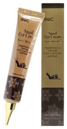 Крем для век 3W Clinic Snail Eye Cream Anti Wrinkle 40 мл
