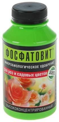 Органическое удобрение Промышленные Инновации Фосфатовит для роз 218027 0,22 л